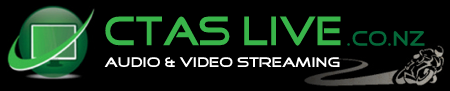 CTASLive Audio and Video Streaming